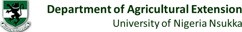 Dept of Agricultural Extension